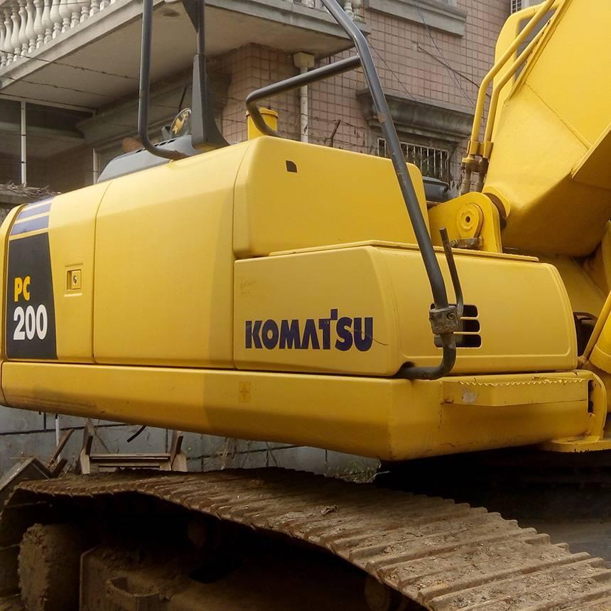 Used Komatsu PC200-8 Crawler Excavator,Used Komatsu PC200-8 Excavator