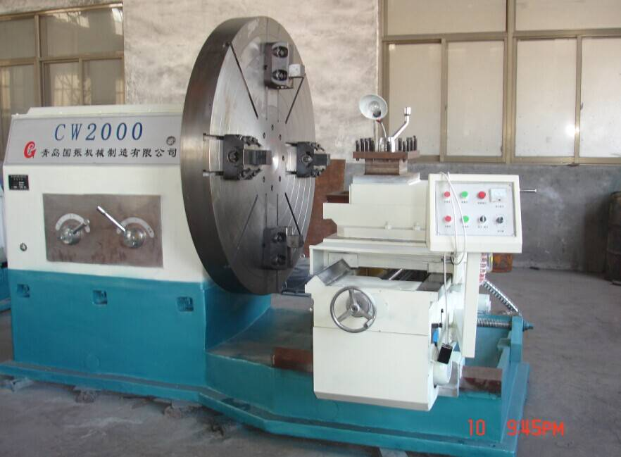Cheap High Reliable China Heavy Duty Facing Lathe Machine