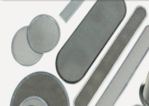 80 Mesh Stainless Steel Mesh Filter For Oil