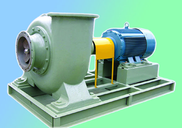 Mixed-flow Pump