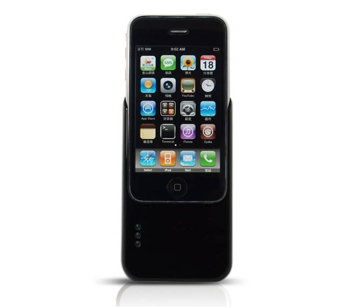 iPhone 3G/3GS back-up battery, High capacity 3000mAh