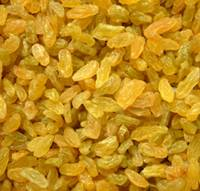 Raisins, Sultana, Golden Raiss,