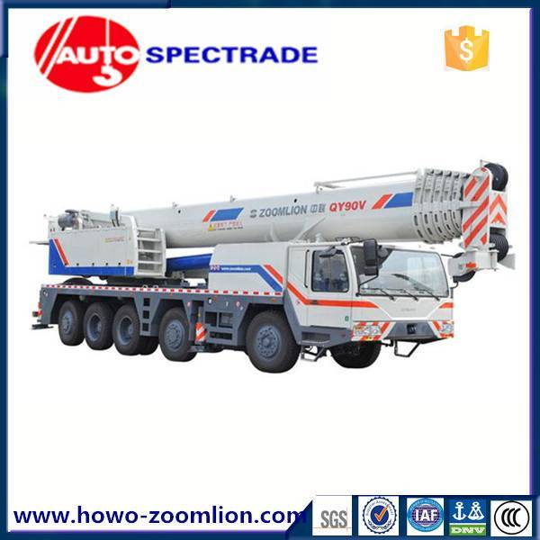 90 ton truck crane Zoomlion QY90