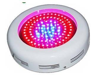 Sell led plant lightings 135/180/270W UFO Indoor 3W LED Plant Grow Light Lamp Panel Full Spectrum Fl