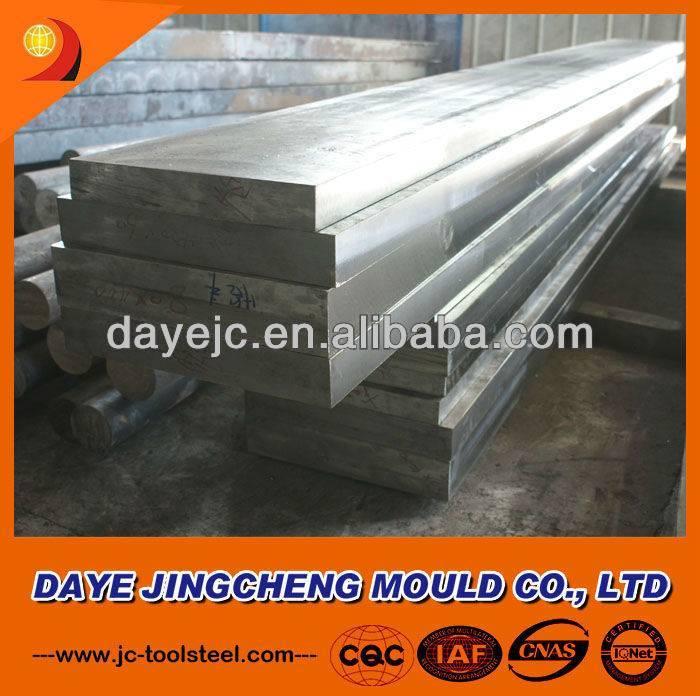 Hot Work Steel 1.2343 , H11 Steel Bar , 1.2343 Mould Steel