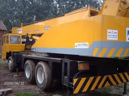 TADANO TG250E crane
