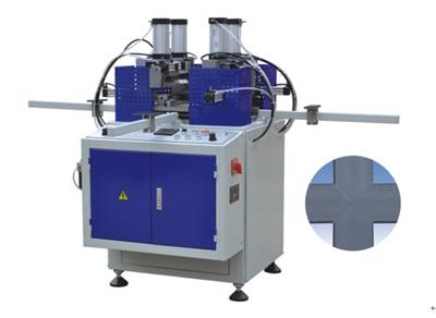 PVC Window And Door Machine-Seamless Cross Welding Machine(Single Side)