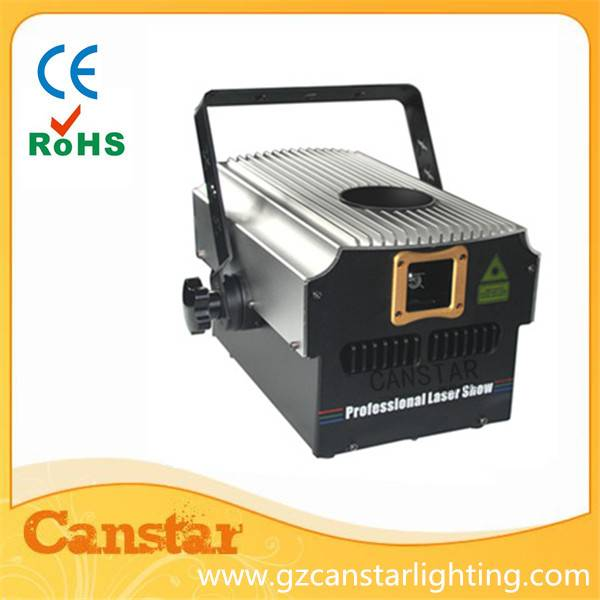 3w/4w RGB animation laser