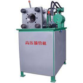 sell high pressure pipe locking machine