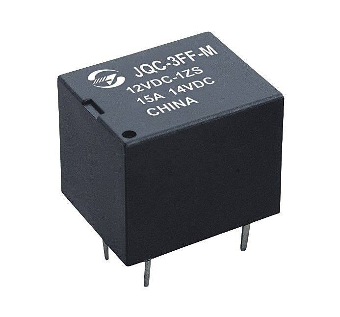 subminiature high power relay JQC-3FF-M