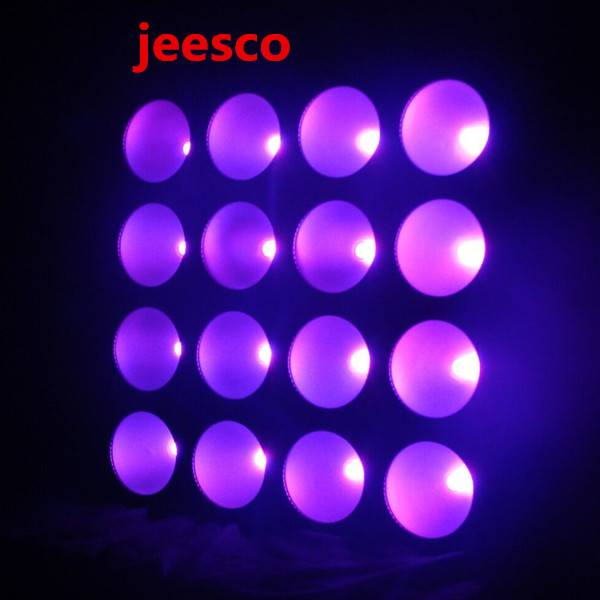 44 30w RGB 3in1 Full Color Led Dot Matrix/Led Matrix Light
