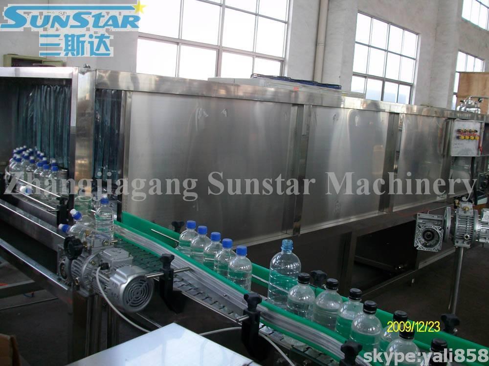 Bottle Spray Cooling Tunnel/Equipment