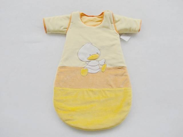 Baby sleeping bag.
