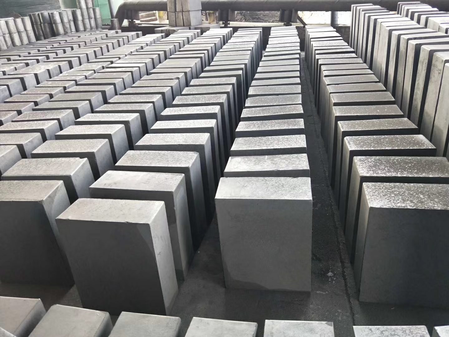 High Purity High Density Graphite Block for Heating Furnace