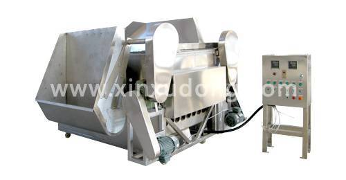 Sell XDF Series Flipping stirring Frying Machine