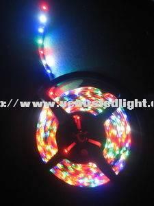 2012 hot led light strip 3528 RGB