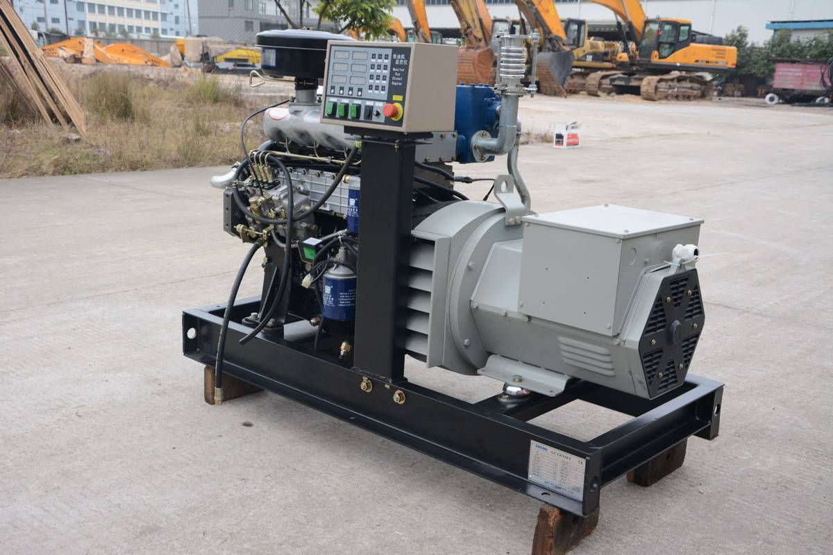 Generator, 45kVA with Stamford Alternator at 50Hz Deutz Engine, in Stock