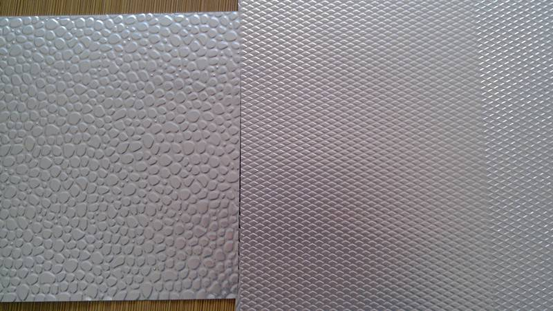 embossed aluminum sheet with all kind of pattern