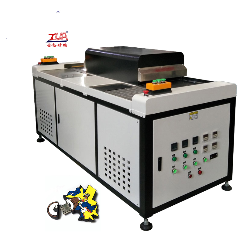 2 in1 Cooling Part Plastic Product Heating Machine