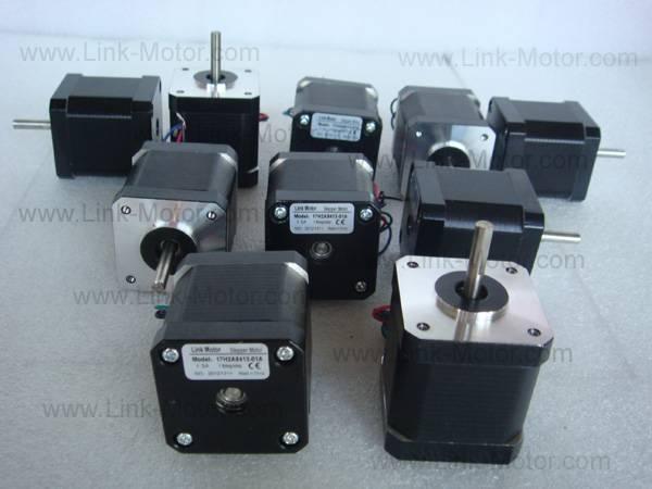 10x17H2A8413-01A Nema17 Stepper Motors, 1.3A, 52N.cm (73 oz.in)