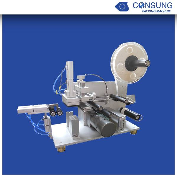 USB Lines stick labeling machine