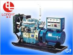 GF Series Single-Phase Diesel Generating Sets