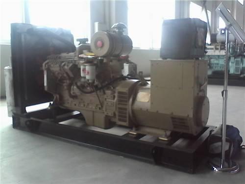 Large Power Emergency Application Cummins Diesel Generator Set 200kva Generating Machine Power Plant