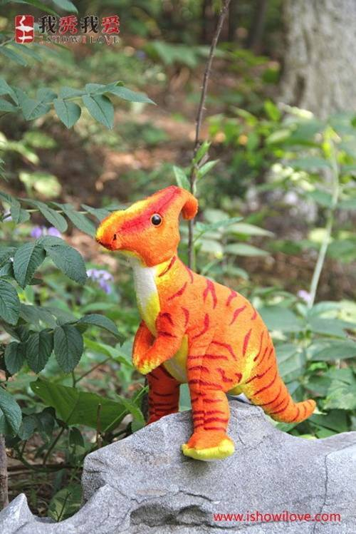 Dinosaur Cloth Toy