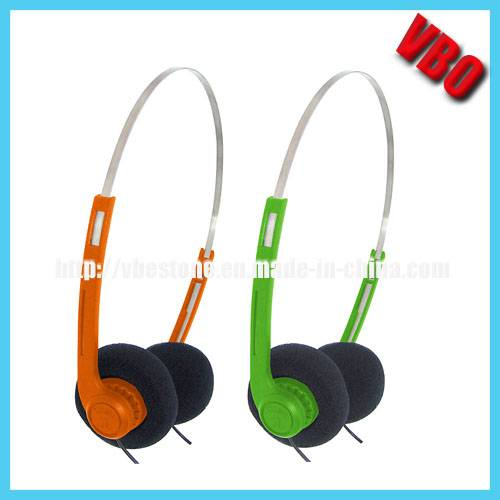 Colorful Airline Headsets