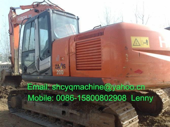 Used excavator Hitachi ZAXIS200-3,Hitachi ZX200-3