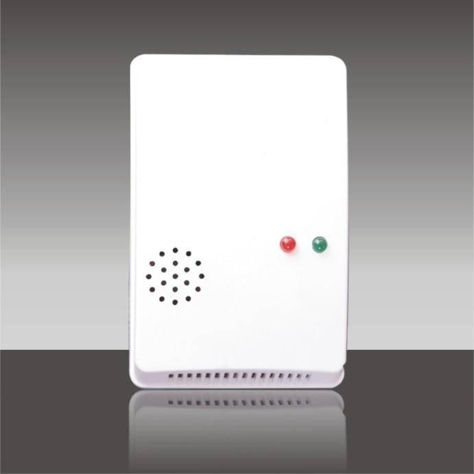 Z-Wave New Gas sensor