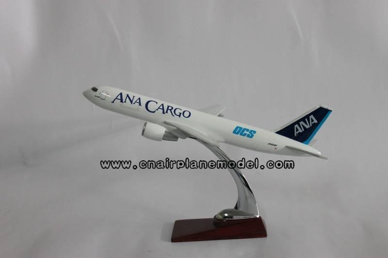 aircraft model B767 ANA Cargo 40cm