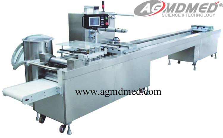 Disposable Syringe Blister Packing Machine