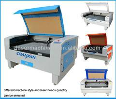 100 watts laser cutter for fabric
