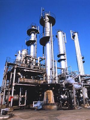 Coal Tar Distillation/ Toluene/Nitric Acid  Mfg Plant