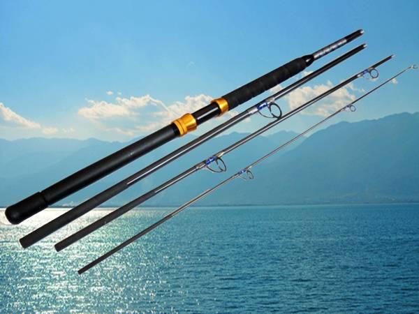HYD-ROD-0317 mix carbon fishing surf rod