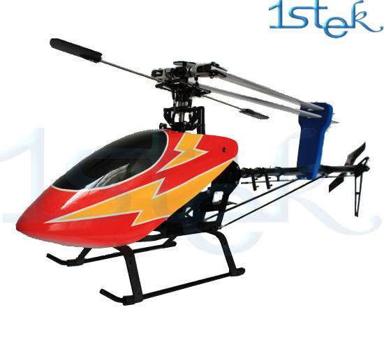 Metal Carbon Align 500 3D Helicopter Kit without canopy and main blade ARF