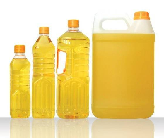 Refined Bulk Rapeseed oil