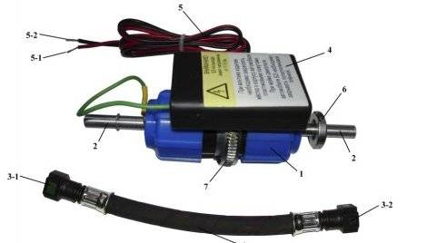 SIMPLE HARD FUEL ACTUATOR FOR ALL TYPES OF ENGINES