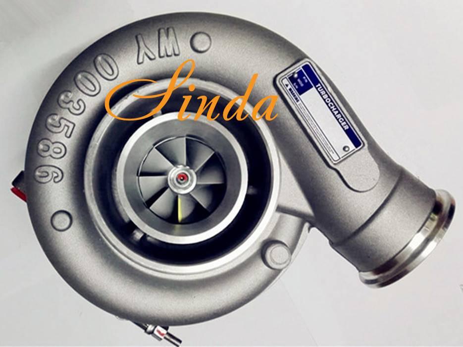 Komatsu PC200-7 6D102 6738-81-8091 turbocharger