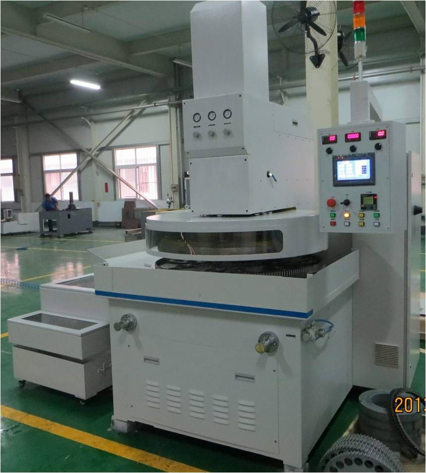 High precision automatic surface lapping machine