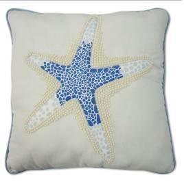 Ocean view pillow