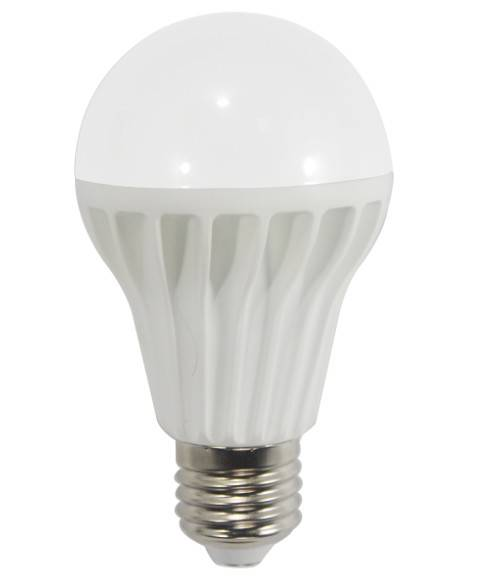 New design high-luminous E27 10W LED bulb, with 3 years of warranty and CE RoHS certificates