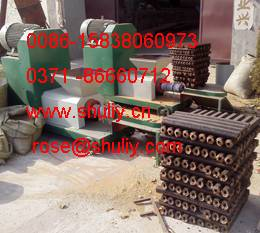 Briquette extruder machine/ sawdust briquette machine,/ pellet briquette press