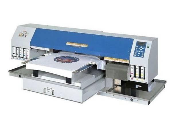Direct to Garment T-shirt Printer Mimaki GP-604D