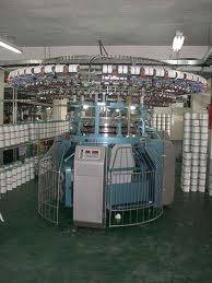 Complete Circular Knitting Plant