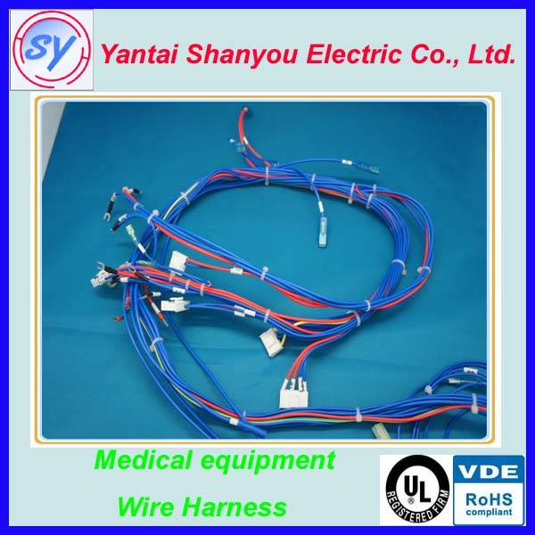 medical wire harness manufacturer with ISO certificate