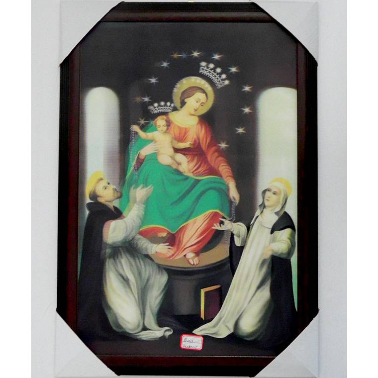 PU religious picture frame