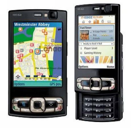 Dual Slider GSM Mobile Phone