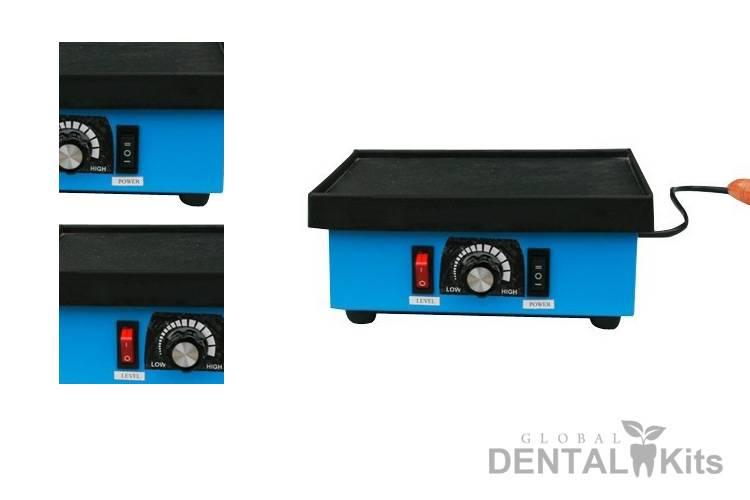 Dental Square Plaster Vibrator
